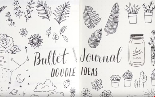 Video met 50 doodle tips